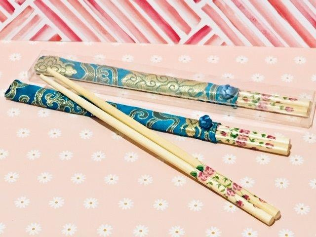 Bamboo Chopsticks - Pink