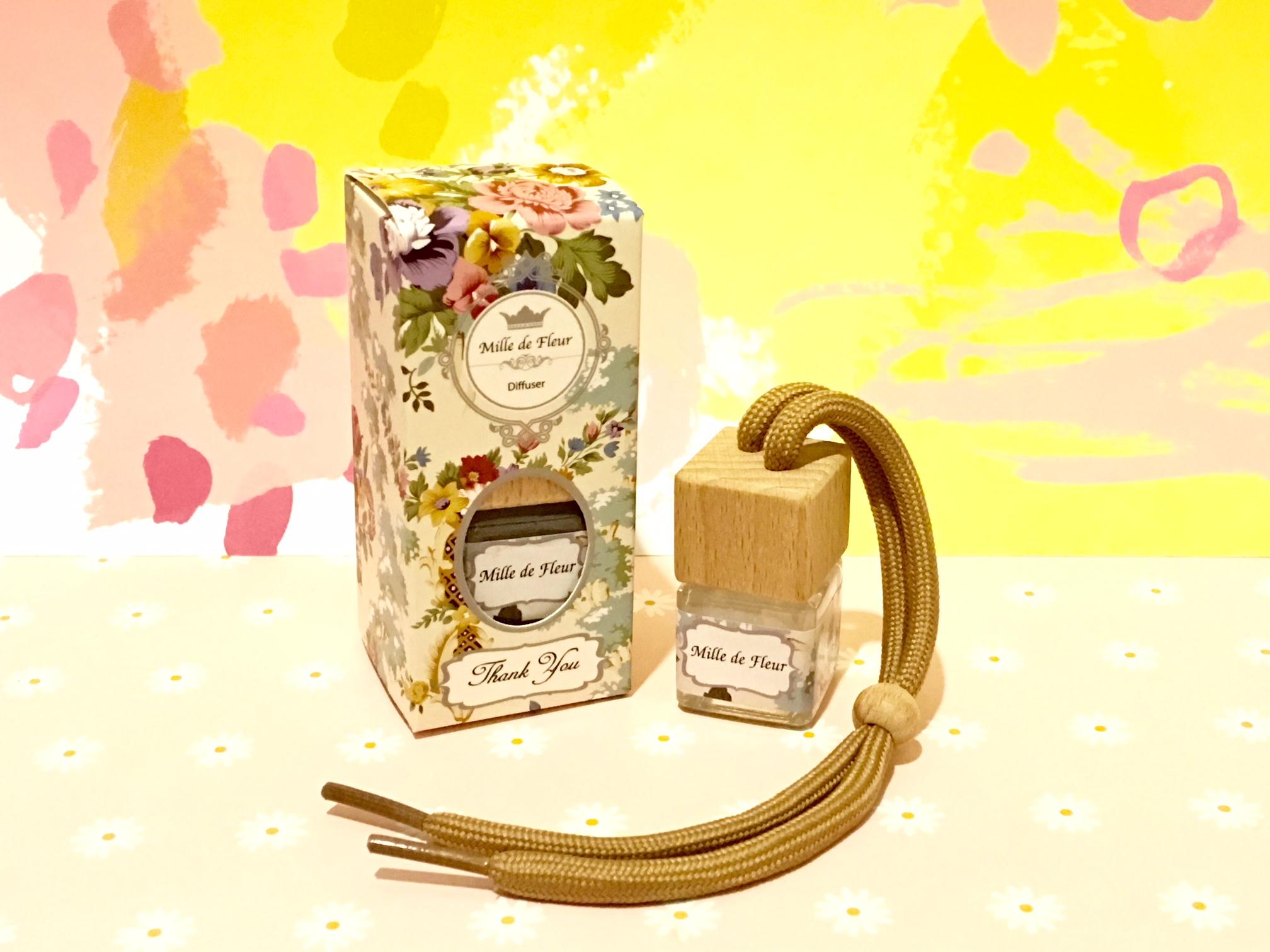 Car/Personal Aroma Diffuser (7ml)