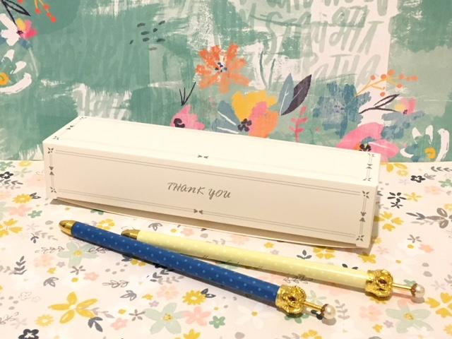 Crown Top Pen