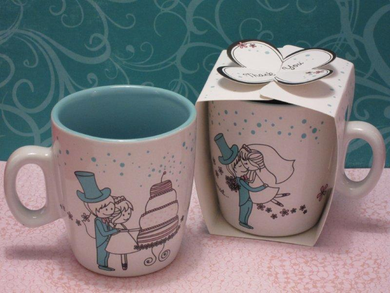 Wedding Gift Mugs Suggestions : Mug Wedding Favors