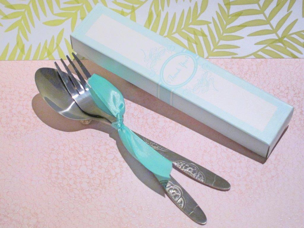 Tiffany Cutlery Set